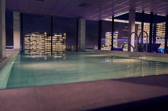 Hotel met zwembad Nederland