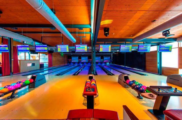 Hotel met bowlingbaan 6