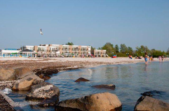 Hotel aan zee met hond 14