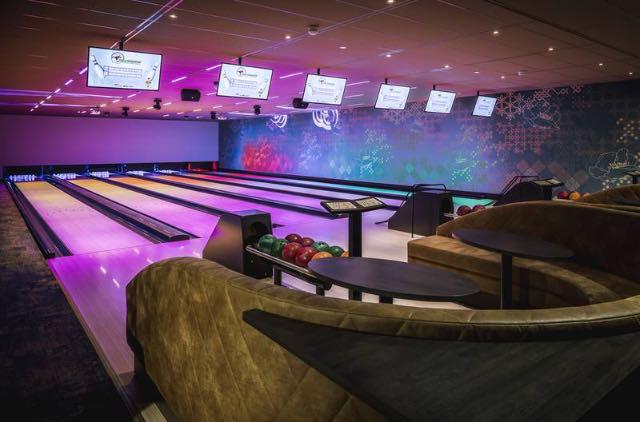 Hotel met bowlingbaan 13