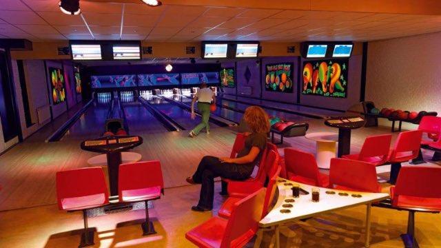 hotel met bowlingbaan 15