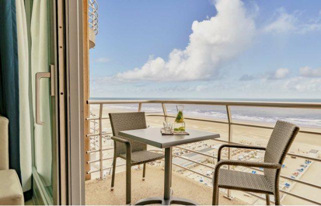 Balkon aan zee 22