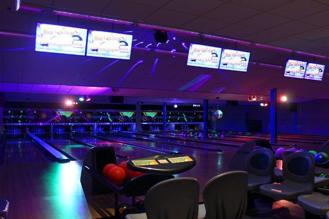 Hotel met bowlingbaan 19