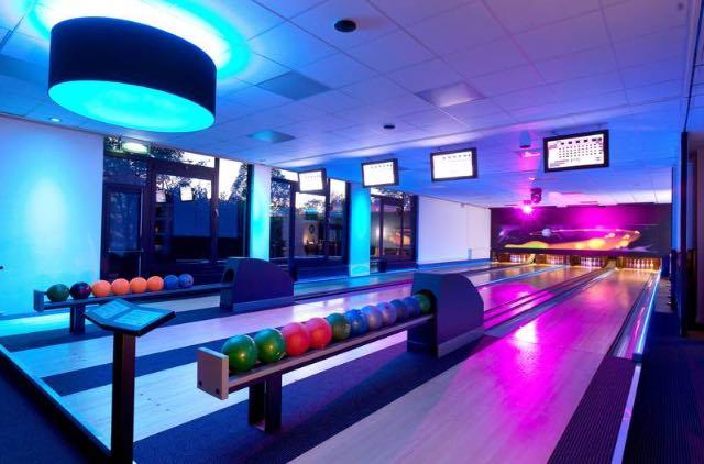 Hotel met bowlingbaan 20