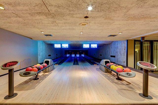 Hotel met bowlingbaan 7