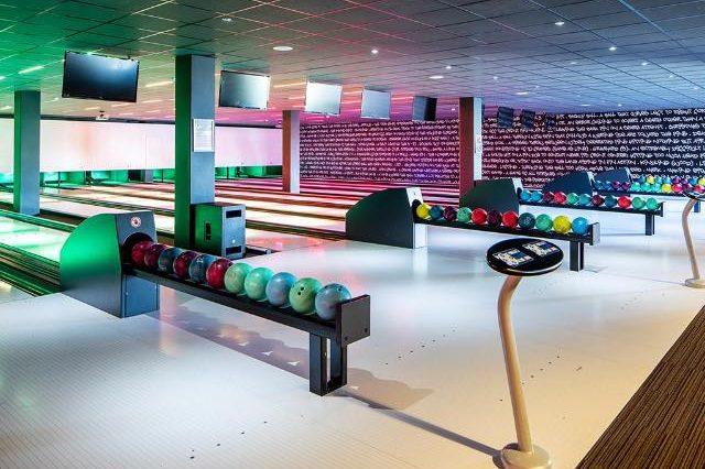Hotel met bowlingbaan 10