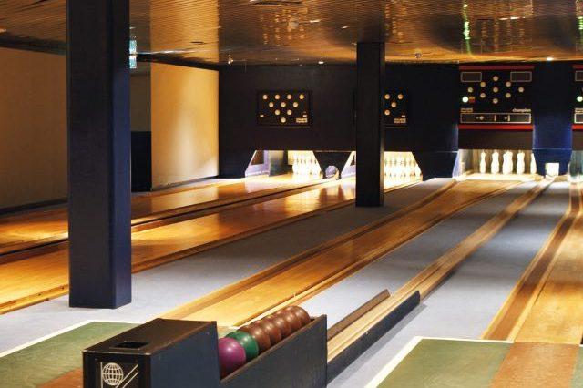 Hotel met bowlingbaan 1