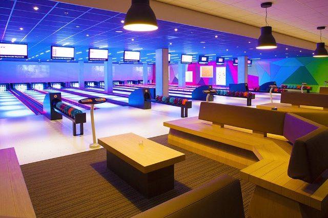 Hotel met bowlingbaan 9