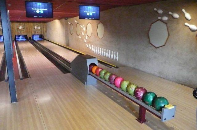 Hotel met bowlingbaan 17